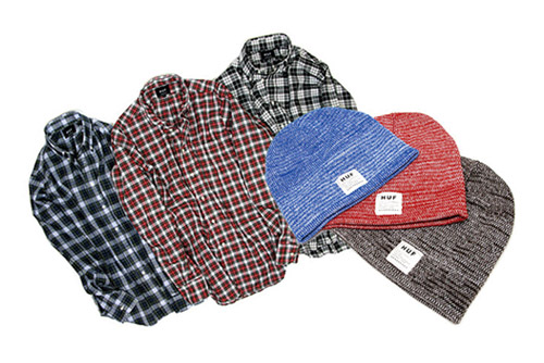 HUF 2008 Fall/Winter Collection - November Release