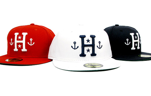 HUF Anchor New Era 59Fifty Fitted Cap
