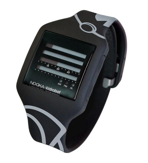 Kid Robot x Nooka Zub Watch