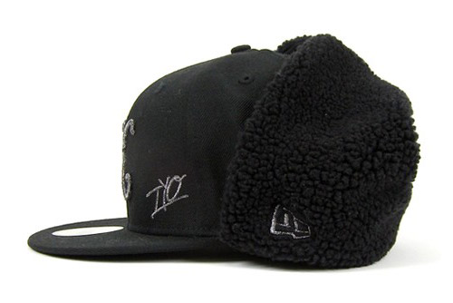 KIKS TYO x New Era Fitted Hunter Cap