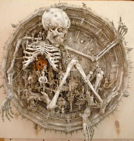 Kris Kuksi - Imminent Utopia / Pat Rocha - Departure