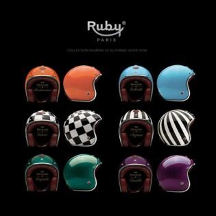 Les Ateliers Ruby Helmets