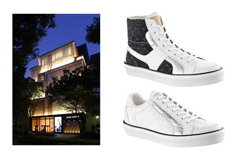 Louis Vuitton 2009 Spring/Summer Footwear Preview