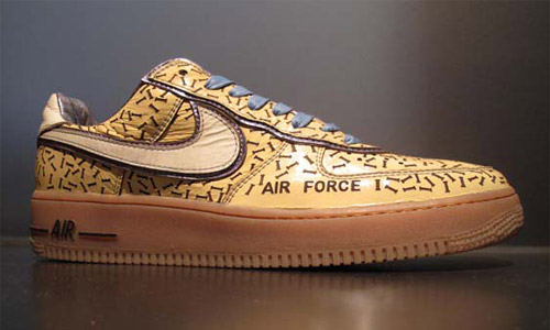 Mayor x Nike Innovation Kitchen Air Force 1