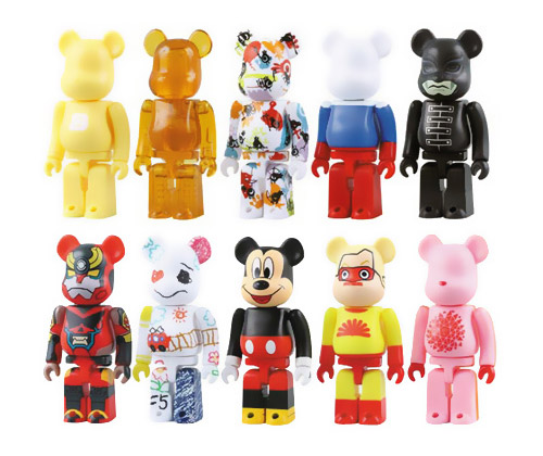 Medicom Bearbrick Series 17