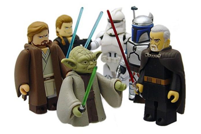Medicom Toy Kubrick Star Wars Series 9