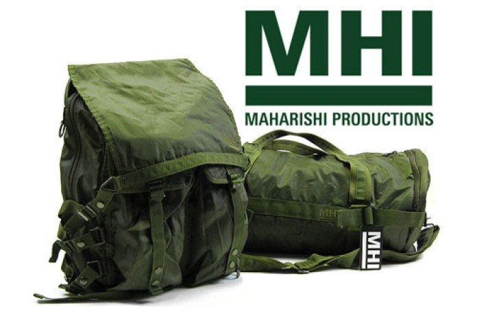 MHI Military Bag Collection
