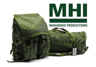 MHI Military Bag Collection