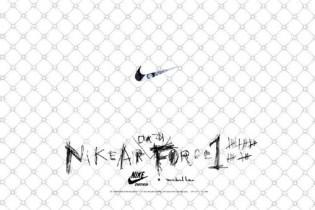"Michael Lau x Nike 1World ""Air Crazy Force 1"" Exhibition"