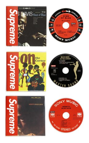 Miles Davis x Supreme 2008 Fall/Winter Collection