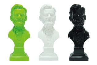 MINDstyle x Ron English Abraham Obama Bust