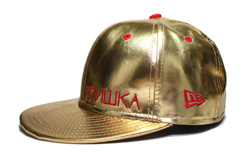 Mishka x New Era Cyrillic Foil 59Fifty Fitted Cap