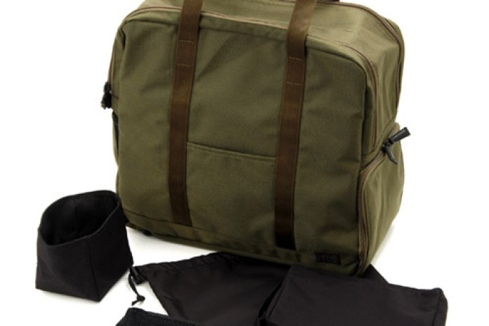 Monocle x Porter Baby Boston Bag