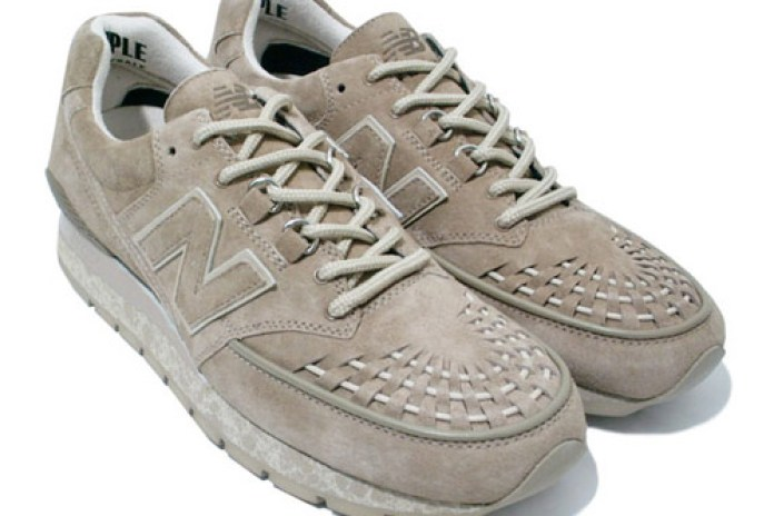 New Balance A16 Woven Suede Pack