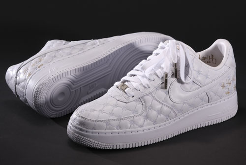"Nike Air ""Crazy"" Force 1 by Michael Lau"