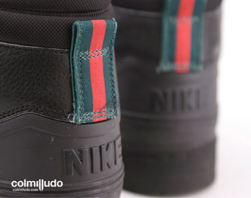 "Nike Air Force II ""Gucci"" Colorway"
