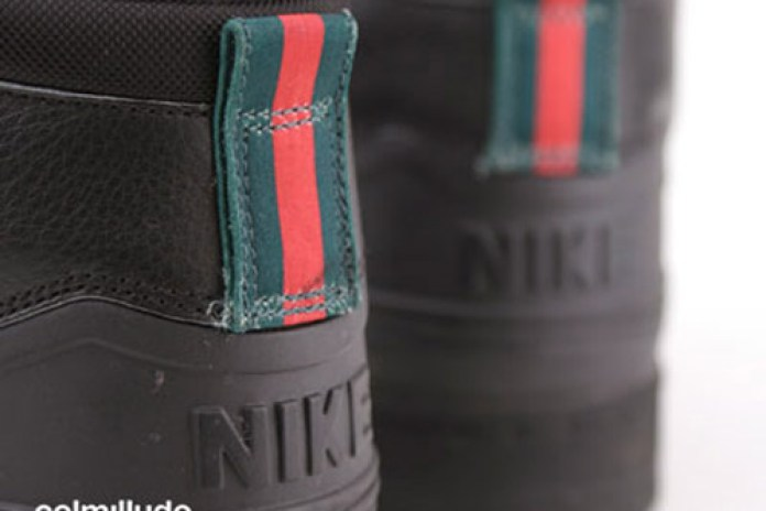 """Nike Air Force II """"Gucci"""" Colorway"""