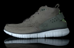 "Nike Free Hybrid Boot ""New Olive"""