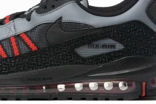 "Nike ""Nintendo"" Air Max Terra Ninety Hybrid"