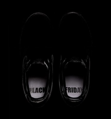 "Nike Sportswear Air Force 1 ""Black Friday"" by DJ Clark Kent"