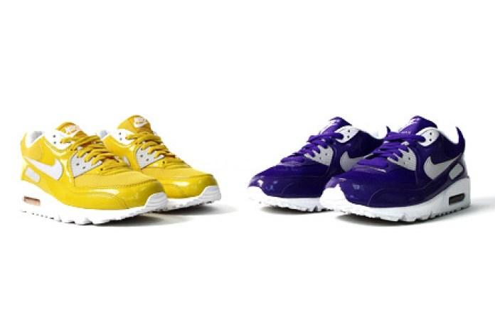 Nike Sportswear Womens 2009 Spring Air Max 90 Patent