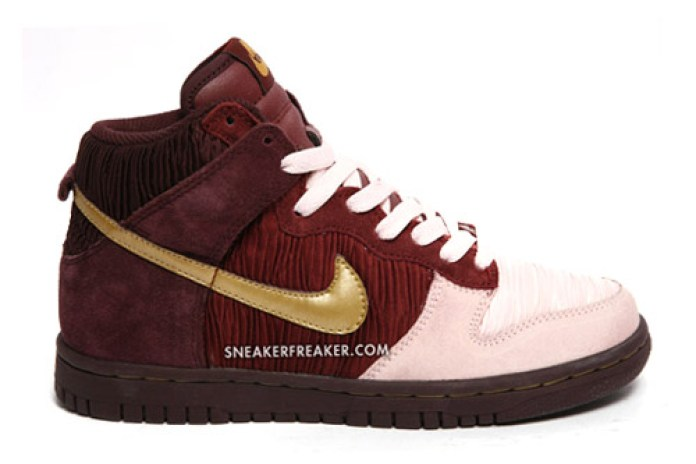 "Nike Womens Dunk High ""Ruffles"""