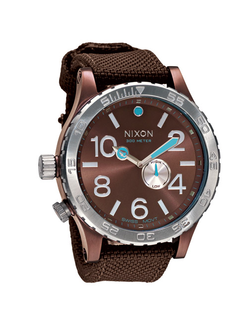 Nixon for Barney's NYC 2008 Holiday Collection