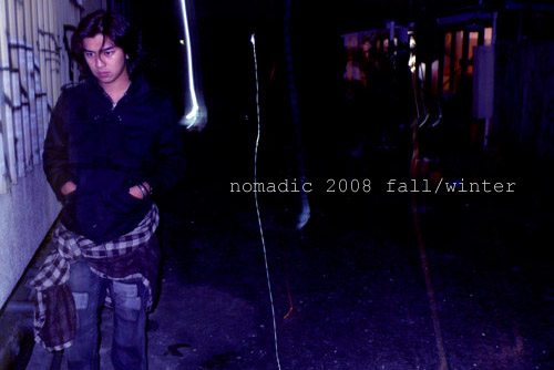 Nomadic 2008 Fall/Winter Collection