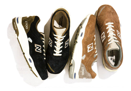 nonnative x New Balance 1700 Model