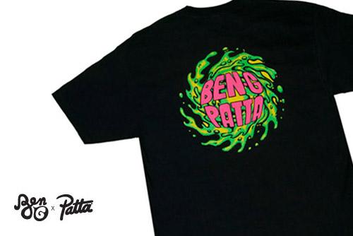 """Patta """"Ben-G Patta"""" T-shirt"""