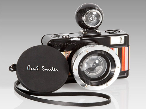 Paul Smith for Lomography Fisheye 2