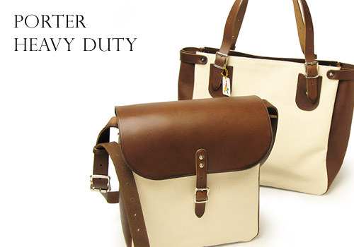 """Porter 2008 Fall/Winter """"Heavy Duty"""" Collection"""