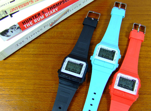 "Raised by Wolves x Furni ""You, Me and 3D"" Watch Set"