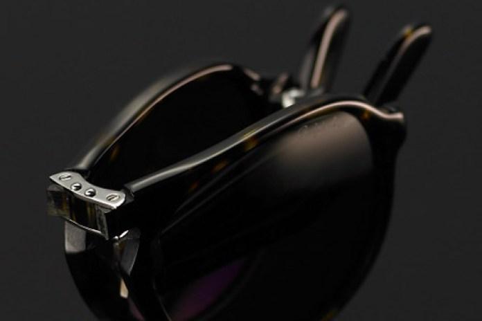 Ralph Lauren Purple Label Foldable Sunglasses