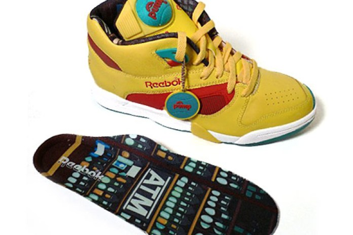 Reebok NYC Flash Court Victory Pump