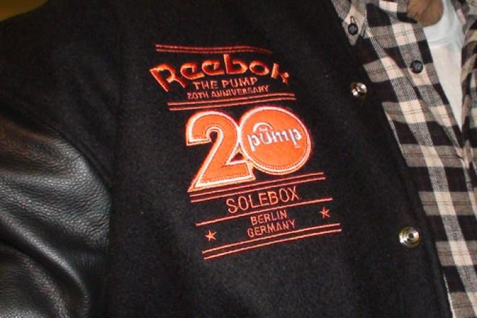 Reebok Pump 20th Anniversary Preview