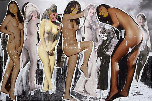 "Richard Prince ""Canal Zone"" Exhibition Recap"