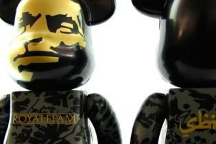 Royalefam Bearbrick Set by Medicom Toy Release Info