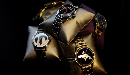 Wieden+Kennedy Shanghai x Jellymon x Shanghai Watch Co.