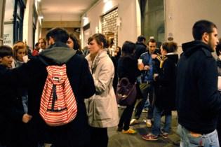 Shawn Mortensen Exhibition at Slamjam Ferrara