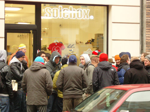 Solebox x New Balance 1500 Nazar Eye Release Recap