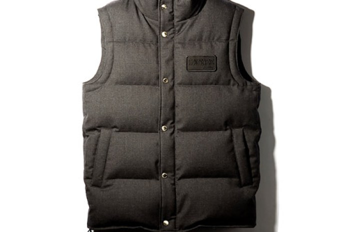 SOPHNET. for honeyee.com Down Vest