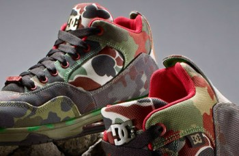 SSUR x DC Shoes Artist Projects™ Series Camo