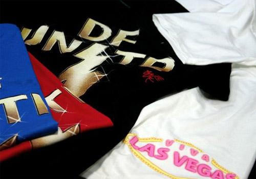 "SSUR x UNDFTD ""Lightning Bolt"" T-shirt"