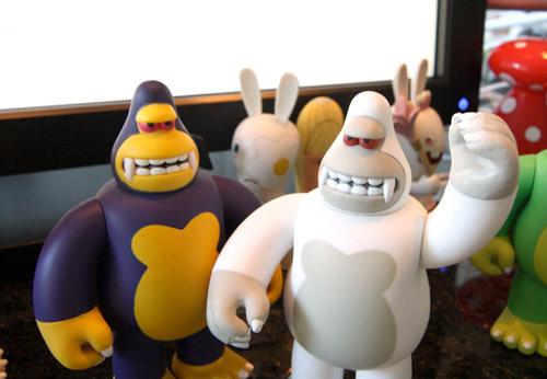 STRANGEco x Amos Toys King Ken Mini Series Chase Figure