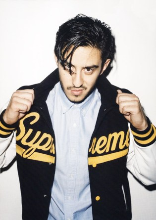 Supreme 2008 Fall/Winter Photoshoot by Terry Richardson