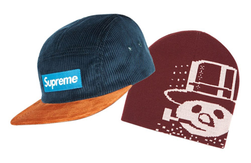 Supreme Online Shop 2008 Winter Headwear Update