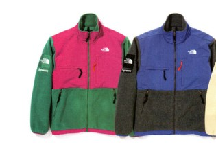 Supreme x The North Face Fleece Collection