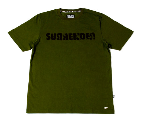 Surrender 2009 Spring Tees