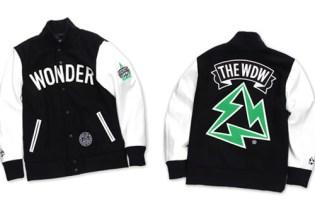 The Wonderful! Design works. x Beams T Varsity Jacket